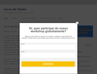cursodetrader.com.br screenshot