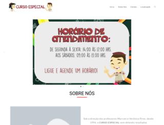 cursoespecial.com.br screenshot