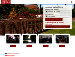 cursos.iberotorreon.mx screenshot