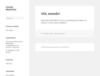 cursos.marketex.com.br screenshot