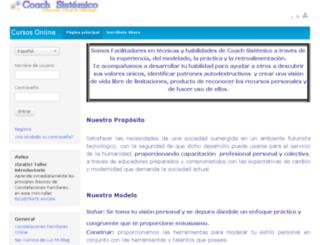 cursos.ordenesdelamor.org screenshot