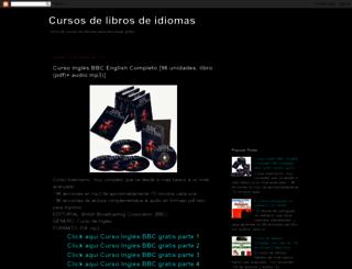 cursosdelibrosdeidiomasgratis.blogspot.com.ar screenshot