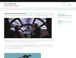 cursosdiseno.com screenshot