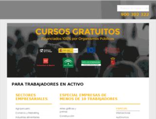 cursoseuroformac.com screenshot