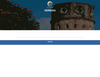 cursosheredia.info screenshot