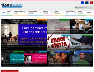 cursuridecalificare.net screenshot