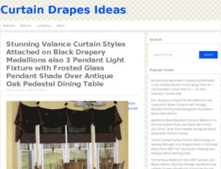 curtainforsure.com screenshot