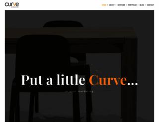 curve-interactive.com screenshot