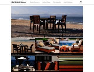 cushion.com screenshot
