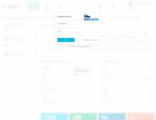 custom.reknova.com screenshot