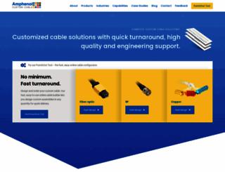 customcable.com screenshot
