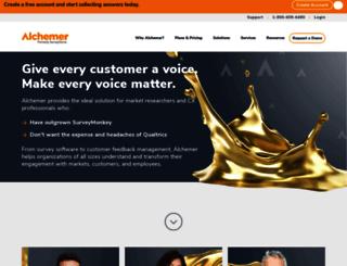 customer-survey.sgizmo.com screenshot