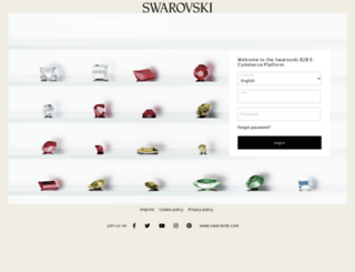 customerarea.create-your-style.com screenshot