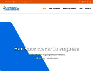 customertop.es screenshot