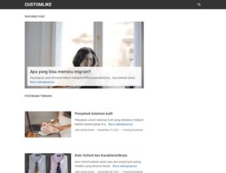 customlike.com screenshot