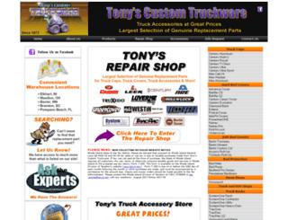 custompickup.com screenshot
