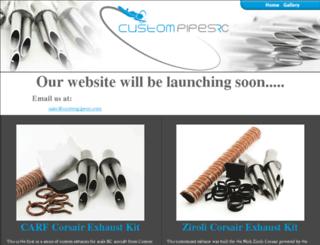 custompipesrc.com screenshot