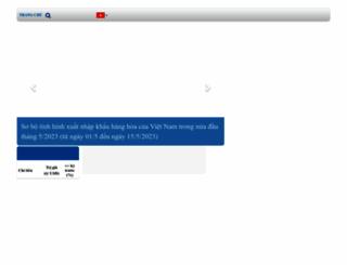 customs.gov.vn screenshot