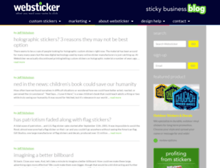customstickers.blogspot.com screenshot
