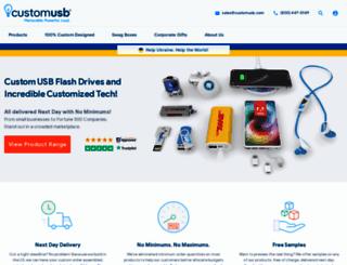 customusb.com screenshot