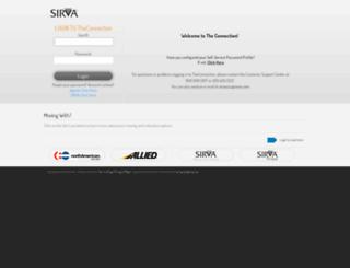 custservicecalendar.sirva.com screenshot