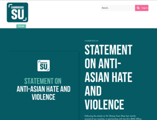cusu.co.uk screenshot