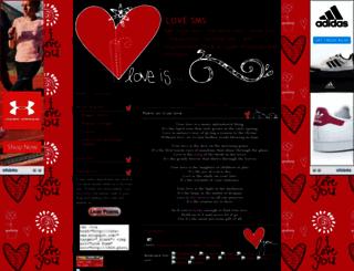 cute-sms.blogspot.com screenshot