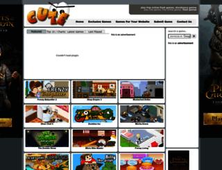 cuteflashgames.com screenshot