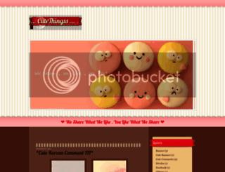 cutethingss.blogspot.com screenshot