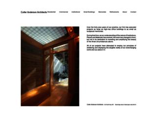 cutler-anderson.com screenshot