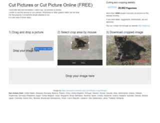 cutpicture.com screenshot