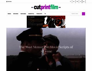 cutprintfilm.com screenshot