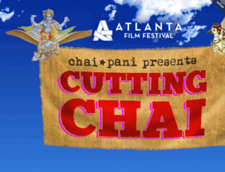 cuttingchai.splashthat.com screenshot