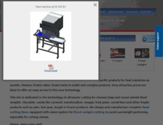 cuttingcheese.com screenshot