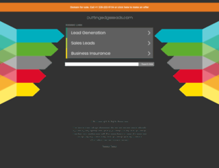 cuttingedgeleads.com screenshot