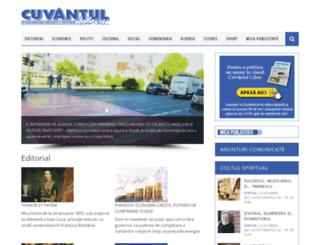 cuvantul-liber.ro screenshot