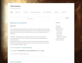 cva-eve.org screenshot