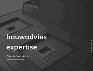 cva.be screenshot