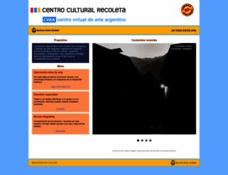 cvaa.com.ar screenshot