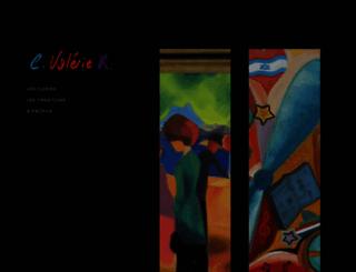 cvalk.com screenshot