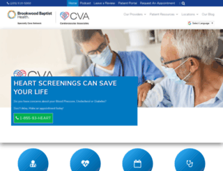 cvapc.com screenshot