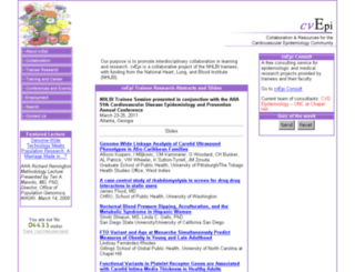 cvepi.org screenshot