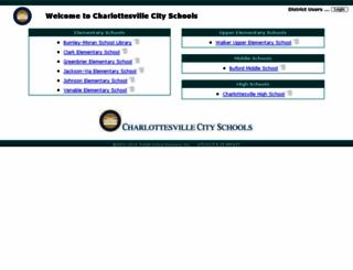 cvilleschools.follettdestiny.com screenshot