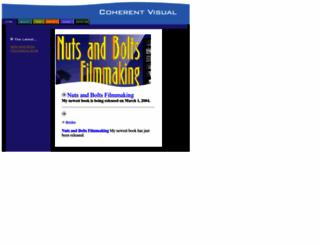 cvisual.com screenshot