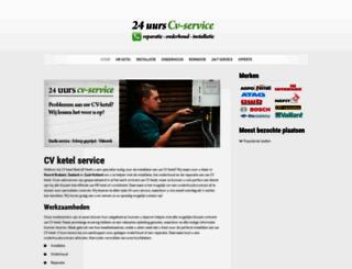 cvketel-bedrijf.nl screenshot
