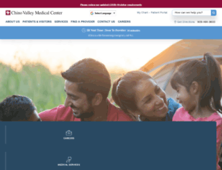 cvmc.com screenshot