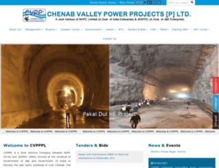 cvppindia.com screenshot