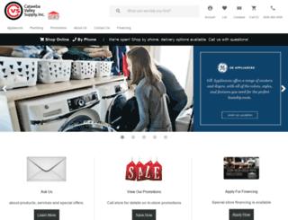 cvsappliance.com screenshot