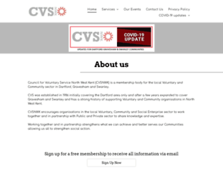 cvsnwk.org screenshot