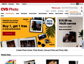 cvsphoto.com screenshot